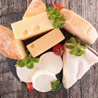 Servietten 33x33 cm - Country Cheese