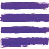 Lunch Servietten Fashion Stripes purple