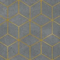 Servietten 33x33 cm - ZicZac Zement