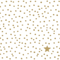 Servietten 33x33 cm - The Star Money