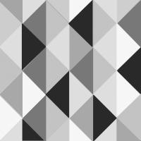 Servietten 33x33 cm - Miramar schwarz