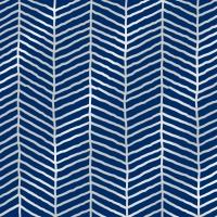Servietten 33x33 cm - Metró blue