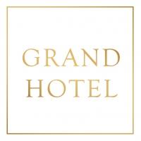Servietten 33x33 cm - Grand Hotel