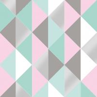 Servietten 33x33 cm - Miramar Mix