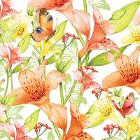 Servietten 33x33 cm - Beautifull Lillie
