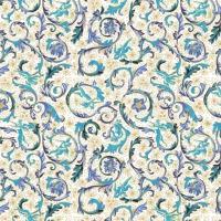 Servietten 33x33 cm - Fiorentina azzurra