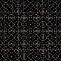 Servietten 33x33 cm - Kyoto black