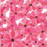 Servietten 33x33 cm - Pink Flush33x33 cm