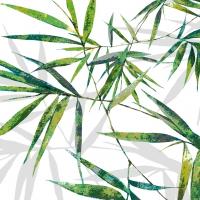 Servietten 33x33 cm - Bamboo