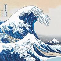 Servietten 33x33 cm - The Great Wave