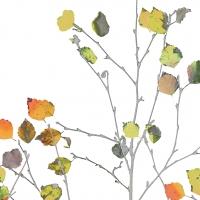 Servietten 25x25 cm - Minimal Autumn