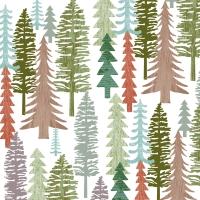 Servietten 25x25 cm - Forest