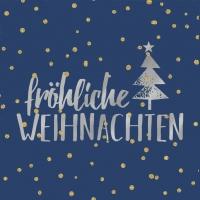 Servietten 33x33 cm - Weihnachten