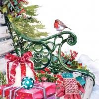Servietten 33x33 cm - Gifts Arrangement