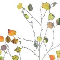 Servietten 33x33 cm - Minimal Autumn