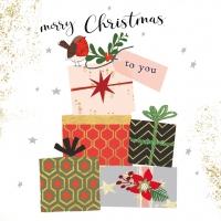 Servietten 33x33 cm - Gifts