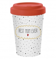Bamboo mug To-Go - Best Mom