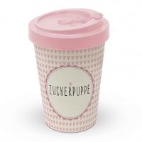 Bamboo mug To-Go - Zuckerpuppe
