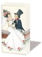 Taschentücher - Hochzeit *