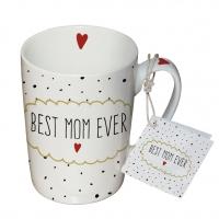 Porzellan-Tasse - Beste Mutter