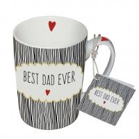 Porzellan-Tasse - Bester Vater