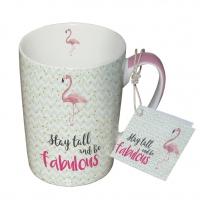Porzellan-Tasse - Be Fabulous