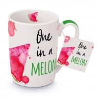 Porzellan-Tasse - One in a melon