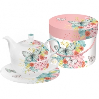 Tea 4 One Louise Butterfly