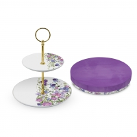Etagere klein - Butterfly Splash