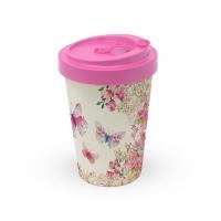 Bamboo mug To-Go - Happy Birthday Wishes