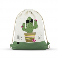 City Bag - Hug Me Cactus