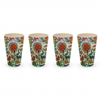 Bambus Becher - Quito Set of 4