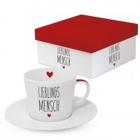 Kaffee Tassen - Lieblingsmensch