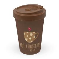 Bamboo mug To-Go - Hot Chocolate