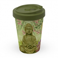 Bamboo mug To-Go - Keep Calm