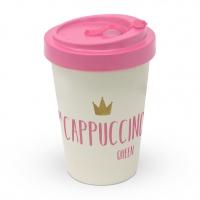 Bamboo mug To-Go - Queen