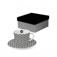 Espresso Tassen - Ginza black gold