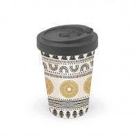 Bamboo mug To-Go - Ethno Style