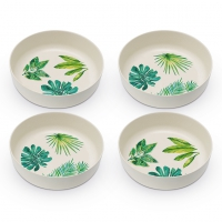 Bambus Schalen - Bowls Jungle Set of 4