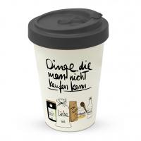 Bamboo mug To-Go - Travel Dinge, die man nicht kaufen kann