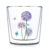 Doppelwand Glas - Allium