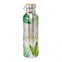 Edelstahl Trinkflasche - Jungle