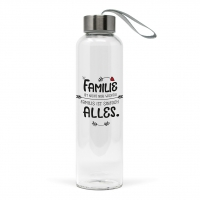 Glasflasche - Familie Bottle