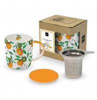 Tee-Tassen - Beautiful Oranges T-Mug CB