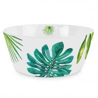 Porzellan Schale - Jungle Trend Bowl