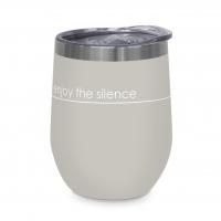 Edelstahl Thermo Mug - Pure Silence