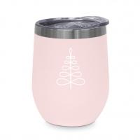 Edelstahl Thermo Mug - Pure Mood rosé