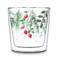 Doppelwand Glas 0,3 L - Emotion Trendglas DW