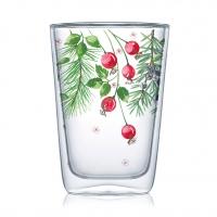 Doppelwand Glas 0,4 L - Emotion Latte MacchiatoDW