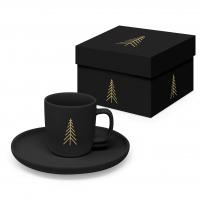 Espresso Tassen - Pure Mood black Matte Espresso